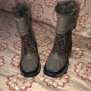 Clark's Winter boots.